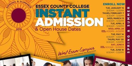 Instant Admissions - West Essex Campus tickets