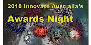 2018 Innovate Australia's Innovation Awards Night