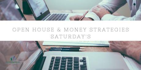 Open House & Money Strategies tickets