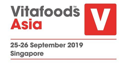 Vitafoods Asia 2019