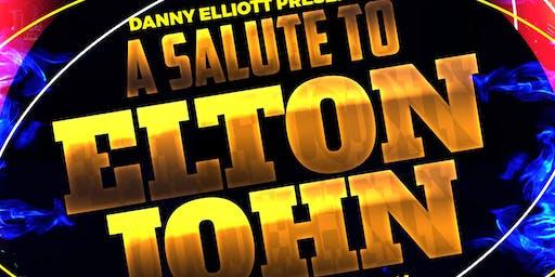 The Elton John Experience at the Galston Club