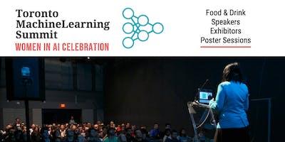 Women in AI - Toronto Machine Learning Summit\