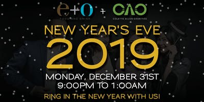 Ring in the New Year with e+o Food and Drink & Colette Allen Charities!