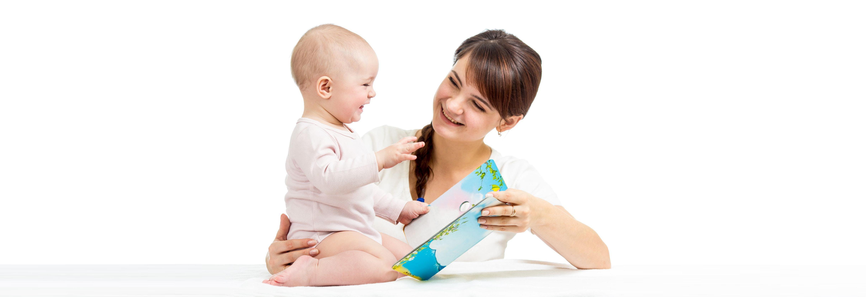 Babies Love Books (0-11 months) @ Lionel Bowe