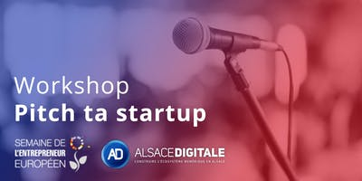 "Workshop \""Pitch ta startup #2\"""