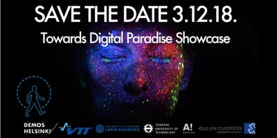 TOWARDS DIGITAL PARADISE SHOWCASE