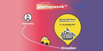 Startup Week Chemnitz -> Startup Weekend Dresden