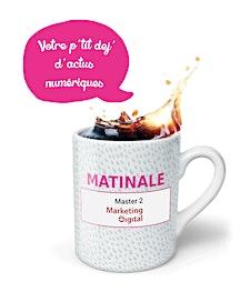 Les Matinales du Marketing Digital logo