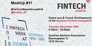Vienna FinTech MeetUp #11