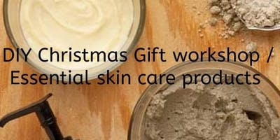 Christmas DIY Gifts / Essential Body Care
