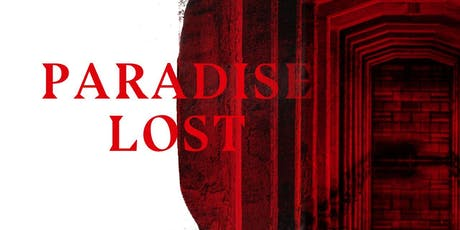Paradise Lost: Hull tickets