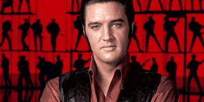Elvis Presley Tribute early bird 2 for 1 admission ticket (sales end 11/30)