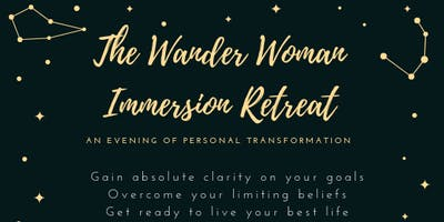 The Wander Woman Immersion Retreat @ Helsinki!