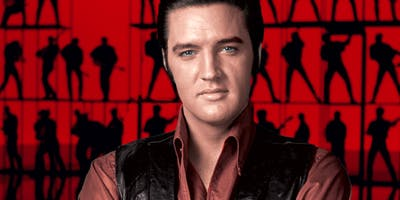 "Elvis Presley Tribute ""The King"" premium ticket"