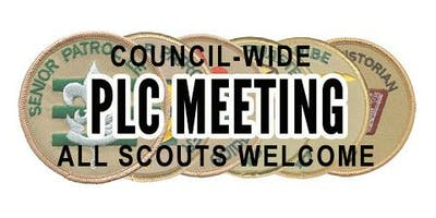 Monthly PLC Meeting - 12-08-2019 - Boy Scouts of America