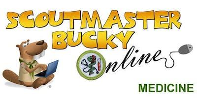 Scoutmaster Bucky Online - Medicine Merit Badge -  Online Class 2019-08-01 - Boy Scouts of America