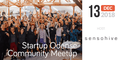 Startup Odense Community Meetup – Host: Sensohive