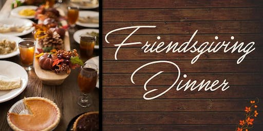 SHPE NJ Presents, 2nd Annual FRIENDSGIVING