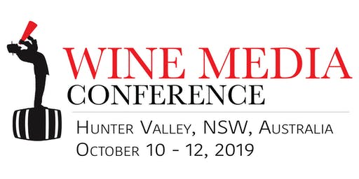 2019 Wine Media Conference Australian Registration