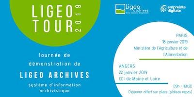 Ligeo Tour 2019