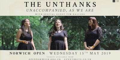 The Unthanks (Open, Norwich)