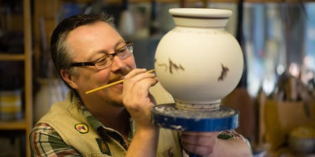 Porcelain Masterclass with Richard Heeley tickets