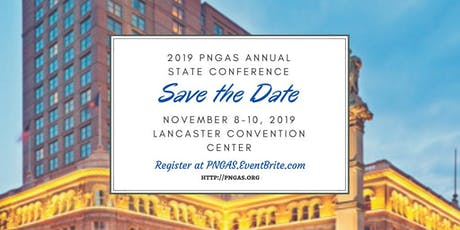 2019 PNGAS Annual Conference - Sponsorships & Exhibitor Booth Registration tickets