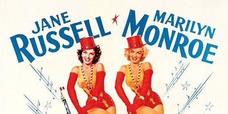 Dementia Friendly Film Screening of Gentlemen Prefer Blondes tickets