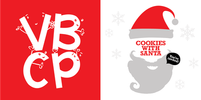 VBCP Cookies with Santa - Afternoon and T/Th Classes