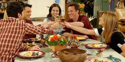 """Friendsgiving\"" Friends Theme Trivia"