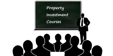 Property Investment Courses tickets