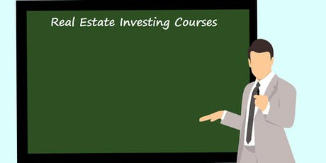 Real Estate Investing Courses tickets