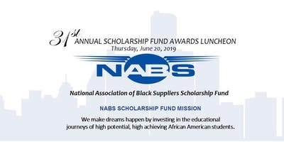 NABS 31st Annual Scholarship Fund Awards Luncheon