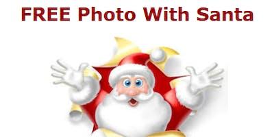 Santa Visits at The Wildbird Shack