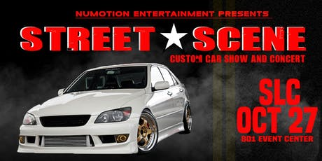 Street Scene Custom Car Show and Concert  tickets