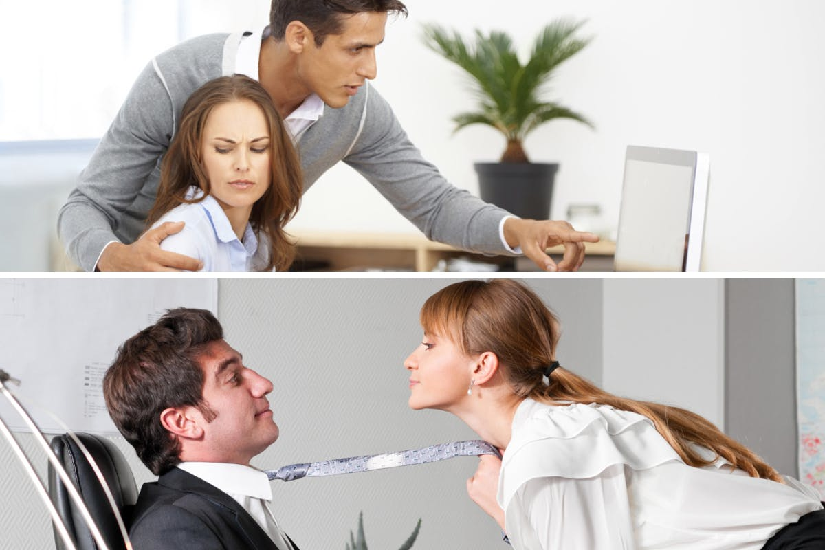 Sexual Harassment Prevention: It's Up to You