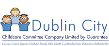 Dublin City Childcare Committee  logo