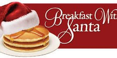7th Annual Breakfast with Santa (Special Needs  $5.00 @the Door Cash Only)