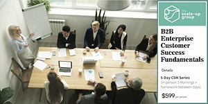 B2B Enterprise Customer Success Fundamentals (5-Day)...