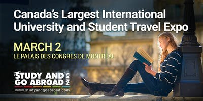 Study and Go Abroad Montreal - Spring 2019