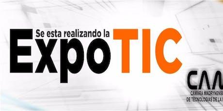 5° ExpoTIC 2019 entradas