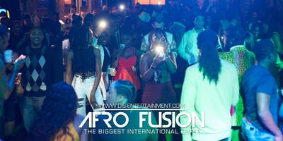 AFRO FUSION BLACK FRIDAY EDITION