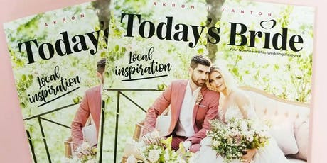 Today's Bride Annual 2019 AKRON/CANTON Planner Magazine tickets