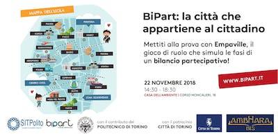 BiPart: la città che appartiene al cittadino