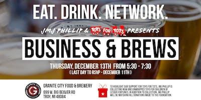 Business & Brews-VIP