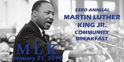 2019 Martin Luther King Jr. Community Breakfast