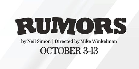 Rumors tickets