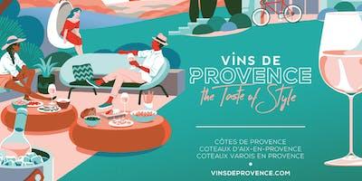 Premium Rosé Wines of Provence