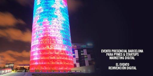 Reinvención Digital - Marketing Online en Barcelona