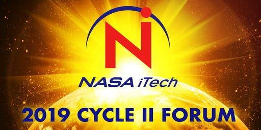 2019 NASA iTech Cycle II Forum